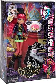 howleen wolf 13 wishes high 13 wishes howleen wolf 10 5 doll mattel toys toywiz