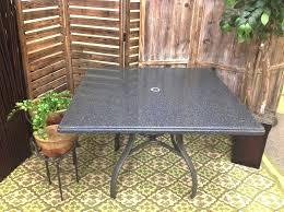 Tropitone Patio Furniture Clearance Design Tropitone Outdoor Patio Dining Table Clearance Furniture