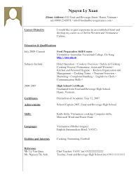 resume with no experience template jospar