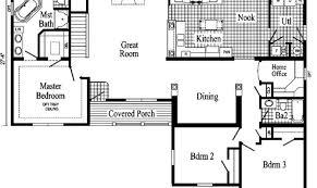 floor plans for ranch houses inspiring ranch house floorplans photo house plans 71175