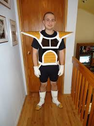 Vegeta Halloween Costume Otaku House Cosplay Idol Russ Krillin Dragon Ball