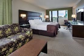 Vancouver Sofa Beds by Guest Room W One King Bed And Sofa Bed Picture Of Holiday Inn