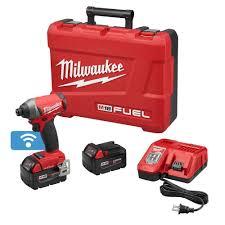 milwaukee m18 fuel one key 18 volt lithium ion brushless cordless