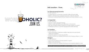Resume Job Location by Promising Designs Linkedin