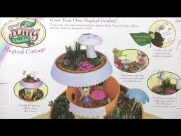 Miniature Gardening Com Cottages C 2 Miniature Gardening Com Cottages C 2 My Fairy Garden Magical Cottage From Playmonster Youtube