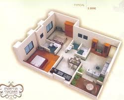 best 2 bhk home design surprising 2 bhk home plan layout contemporary best interior