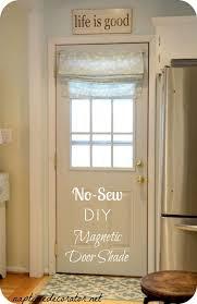 Blinds For Doors With Windows Ideas Best 25 Door Curtains Ideas On Pinterest Front Door Curtains