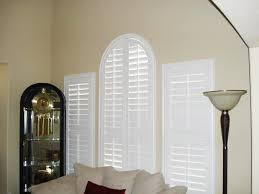 Wood Blinds For Arched Windows Plantation Shutters For Arched Windows Dragon Fly