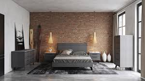 amsterdam bed by modloft
