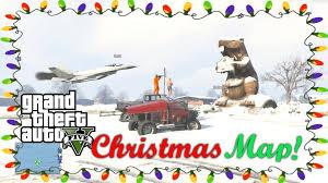 Christmas Map Gta 5 Christmas Dlc Funny Moments Gta Online Christmas Dlc Snow