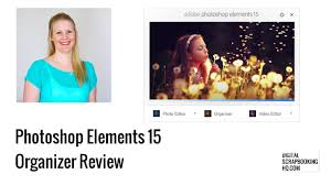 photoshop elements 15 organizer review youtube