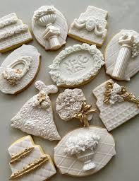 wedding cookies 689 best wedding cookies images on wedding cookies