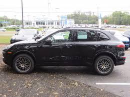 New Porsche Cayenne - 2018 new porsche cayenne platinum edition awd at porsche of
