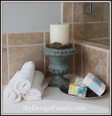 diy design fanatic updated master bath shower reveal