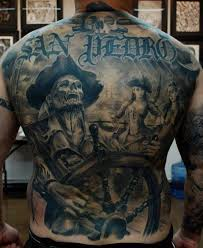 death back tattoo pictures to pin on pinterest tattooskid