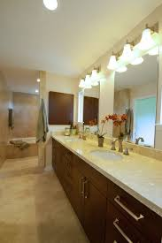 Ferguson Bath Kitchen And Lighting Unfinished Basement Ideas For A Tropical Bathroom With A Kitchen