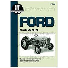 fo20 i u0026 t shop service manual