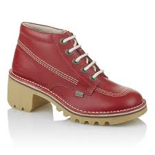 womens kicker boots uk kickers kopey hi womens kickers styling with a taller