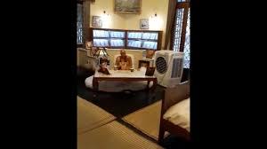 srila prabhupada u0027s home inside krishna balaram mandir vrindavan