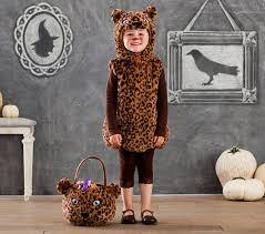 Halloween Cheetah Costumes Cheetah Halloween Costume 7 8 Pottery Barn Kids