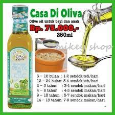 Minyak Evoo Untuk Bayi jual produk dan promo minyak zaitun olive terbaik
