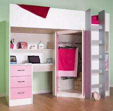 Desk Beds For Girls by Best 25 Cabin Bed With Desk Ideas On Pinterest Cabin Bed With