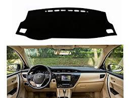 toyota corolla dash mat amazon com fly5d dashmat car carpet dashboard sun cover pad dash