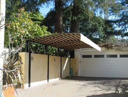 attached carport one sided overhang carport carport pinterest car ports