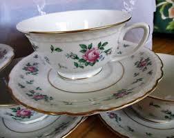 princess china sweet briar princess tea cup etsy
