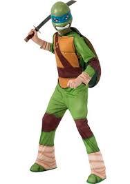 Kids Ninja Halloween Costume Kids Leonardo Ninja Turtle Boys Teenant Ninja Costume 24 99