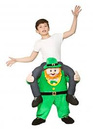 st patricks day fancy dress costumes leprechauns and accessories