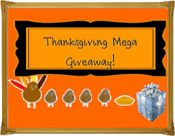thanksgiving mega giveaway