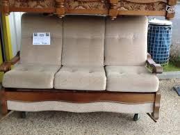 canape rustique canapé rustique convertible n 2051 à vendre à la flèche en sarthe