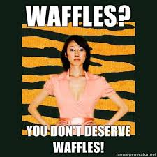 Me Love You Long Time Meme - image 94515 waffles don t you mean carrots know your meme