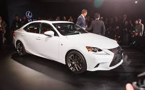 lexus is250 f sport fully loaded first look 2014 lexus is250 and is350 automobile magazine