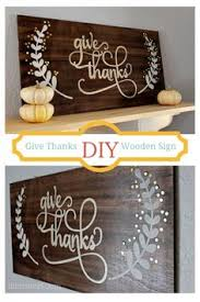 diy thanksgiving sign rustic thanksgiving thanksgiving and create