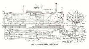 free boat blueprints bing images carros pinterest boats