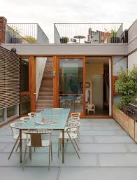 a beacon hill townhouse with a showstopping courtyard boston