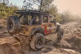 jeep wrangler open top exo top