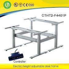 desk ergonomic height adjustable uplift standing desk height