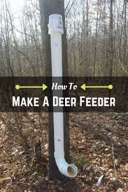 best 25 deer feeder plans ideas on pinterest deer blinds