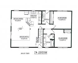 Free Ranch House Plans by Home Design 1 Story House Plans Ranch Free Printable Ideas
