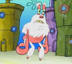 yeti krab encyclopedia spongebobia fandom powered by wikia