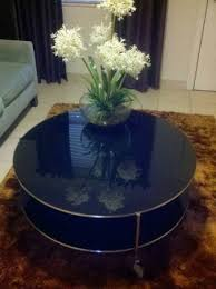 ikea strind coffee table ikea strind coffee table in black glass in edgewater new jersey