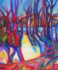 cubism colours colours from cubism the open easel s