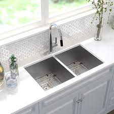 kraus pax 31 5 x 18 5 basin undermount kitchen sink