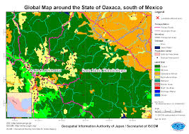 The Map Of Mexico by Mexico Landslide Disaster September 2010 Gsi Home Page