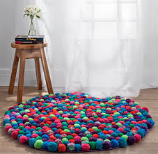 Crochet Doormat How To Make Pompom Rug Diy U0026 Crafts Handimania