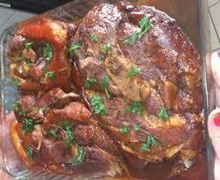 cuisiner rouelle de porc rouelle de porc au coca recette de rouelle de porc au coca marmiton