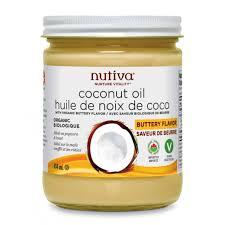 huile de noix de coco cuisine nutiva huile de noix de coco avril supermarché santé